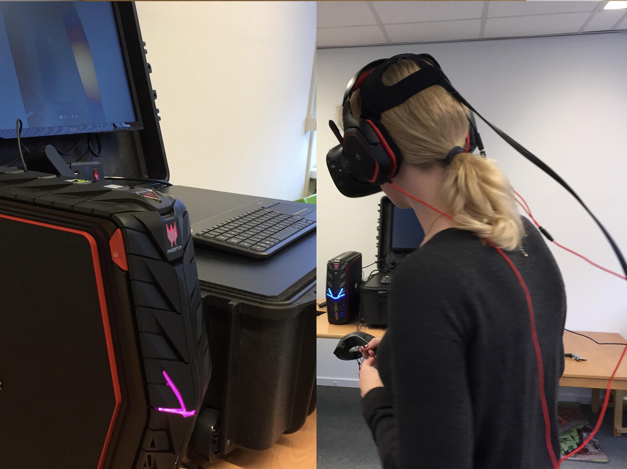 """Begin van een nieuw tijdperk voor virtual reality<span class=""""title-symbol"""">.</span> Image 1"""